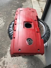 Bmw 3 series engine cover