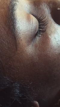 Eyelash extensions Ancaster