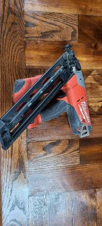 Milwaukee 15g nailer