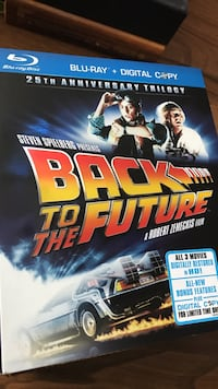Back to the future complete blu-ray