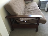 Full size futon bed/couch San Marcos, 92069