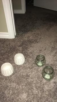 Candle holders Edmonton, T6W 3C7