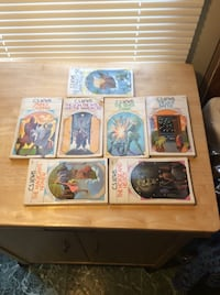 chronicles of narnia in paperback older books complete collection Knoxville, 37918