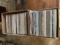 Large vinyl collection 125+ records Smithsburg, 21783