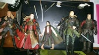 Lord of the Rings figures with weapons accessories Scranton, 18504