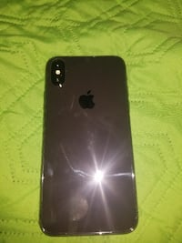 Black iPhone X McAllen