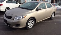 2010 Toyota Corolla (with safety certificate) Mississauga