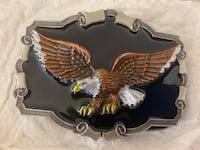 The Great American Buckle Co 83 Authentic American Eagle Buckle QD1243 Beaverton, 97006
