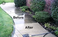 High Pressure washing low pressure  Petersburg