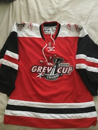 Grey Cup jersey Calgary, T2T 4M5