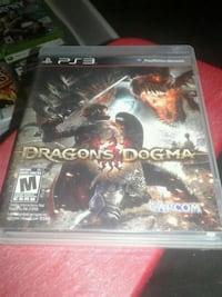 Used ps3 dragon's dogma ps3 game for sale  Toronto, M3C 1E8