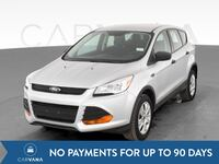 2013 Ford Escape suv S Sport Utility 4D Silver  Fort Myers