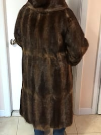 Mink Fur Coat  Beaconsfield, H9W 1K3