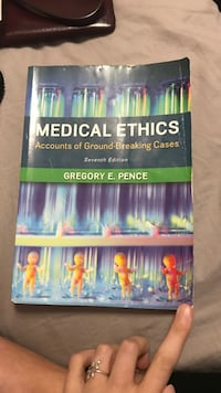 Medical Ethics: accounts of ground breaking cases  Joplin