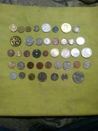 Coin collection Hedgesville