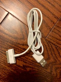 Apple Data USB Sync Wire Cable iPad 2 iPhone 4 3GS 3G iPod Touch