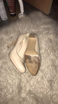 Nine West Nude High Heels  Alexandria, 22309
