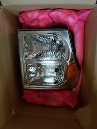 Front Headlight Assembly for 2014-2016 Ford F [PHO Falls Church