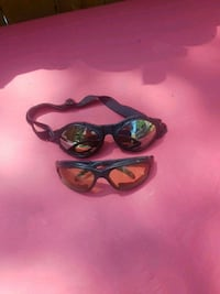 Motorcycle glasses and goggles New Tecumseth, L9R 1A4