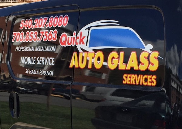 Quick Auto Glass Services