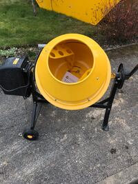 Imperfectly Good Working Electric Cement Mixer , Very Clean Nottingham, NG9 2QN