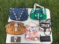 Purses and wallets *pls read description * Calgary, T2Z 5E3