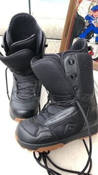 Forum Recon Men's Snowboard Boots Size 12 Nice!