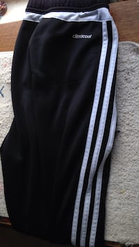 black and white addidas sweatpants Virginia Beach, 23452