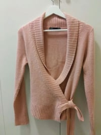 kvinnors rosa cardigan Gothenburg, 414 69