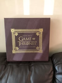 Inside Game of Thrones Collectors Deluxe Edition