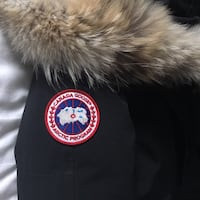 Black Canada Goose winter Jacket Montréal, H4H 2A2