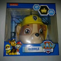 NEW Paw patrol 3D deco light with wall sticker  NE Edmonton, T6X 1J9