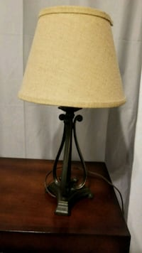 brown and black table lamp Tempe, 85282