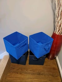 4 piece folding cubes.   Fairfax, 22030