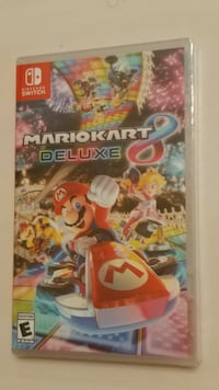 Mario Kart Nintendo Switch