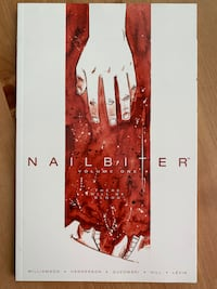 """""""Nailbiter, Vol 1: There Will Be Blood"""" Graphic Novel"""