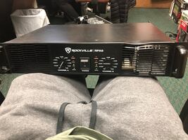 Amplifier, Electronics RPA9 Rockville .. Negotiable.