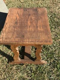 Old brown night stand
