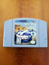 Top Gear Overdrive for Nintendo 64 Milford, 18337