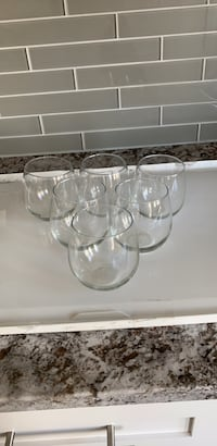 clear cut glass drinking glasses 11 km