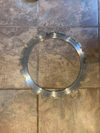 Diamond ring blade for a ring saw brand new