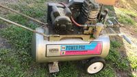 grey and black Campbell Hausfeld air compressor Bradenton, 34207