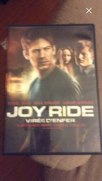 The  Joyride DVD Airdrie, T4B 2A5
