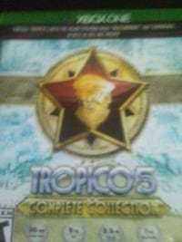 Tripico5 XBOX ONE complete collection Brantford, N3R 2Z5