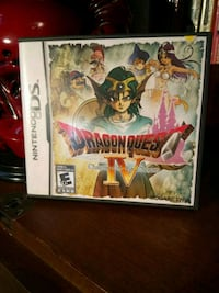 NINTENDO DS DRAGON QUEST 4 3129 km