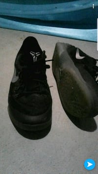 size 9 basketball shoes mint (kobes) Ajax