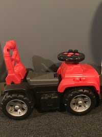 Jeep Mega Bloks - 3 in 1 Ride on (Red) Toronto, M3A 2P5