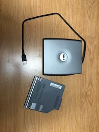 Dell DVD drive with cradle