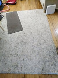 Area rug, carpet, beige color Reston
