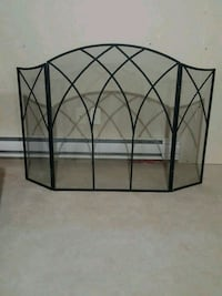 Fireplace screen  Laval
